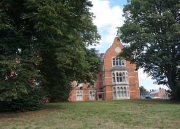 Thumbnail 1 bed flat for sale in Grosvenor Gate, Humberstone, Leicester