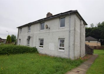 Thumbnail 1 bed flat for sale in Hillfoot, Dumbarton