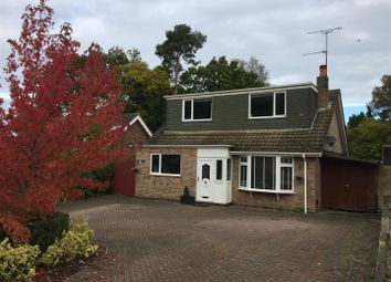 Thumbnail 3 bed detached bungalow for sale in Greenwood Road, Crowthorne, Berkshire