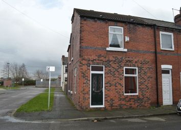Thumbnail 2 bed end terrace house for sale in Hunt Street, Castleford