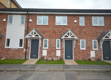 Thumbnail 3 bed terraced house for sale in @ The Woodlands, Poolsbrook, Chesterfield, Derbyshire