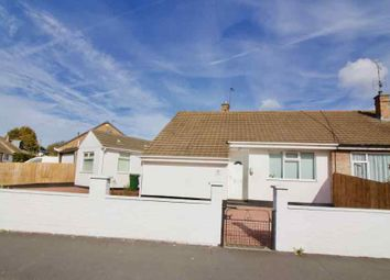 Thumbnail 3 bed semi-detached bungalow for sale in Silverdale Drive, Thurmaston, Leicester