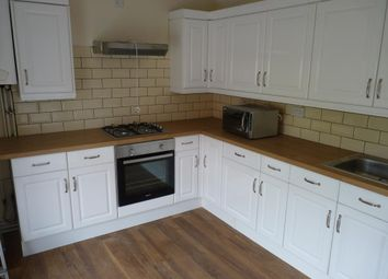 Thumbnail 3 bed maisonette to rent in Penarth Road, Cardiff