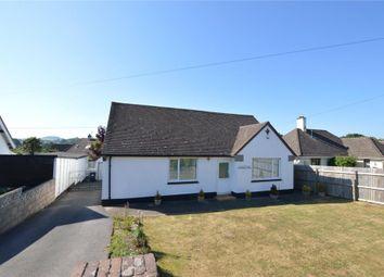 Thumbnail 3 bed detached bungalow for sale in Totnes Road, Ipplepen, Newton Abbot, Devon