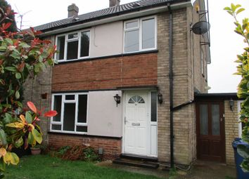 Thumbnail 4 bed semi-detached house to rent in Sefton Avenue, Wisbech