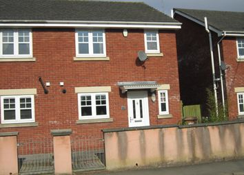 Thumbnail 3 bed semi-detached house for sale in Mount Pleasant, Penpedairheol