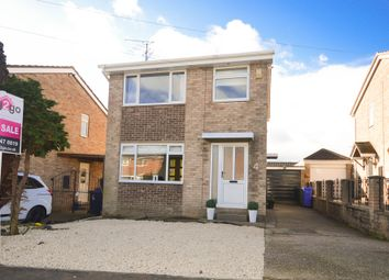 Thumbnail 3 bed detached house for sale in Arms Park Drive, Halfway, Sheffield