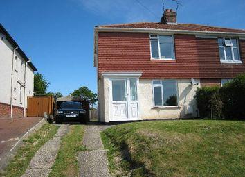 Thumbnail 3 bed property to rent in Larkhill Road, Durrington, Salisbury