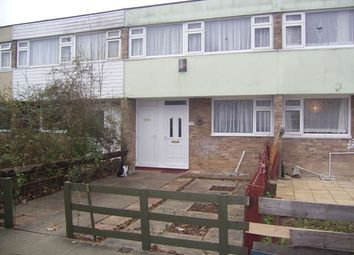 Thumbnail 3 bedroom terraced house to rent in Buttermere Close, Bletchley, Milton Keynes