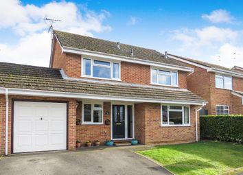 Thumbnail 4 bedroom link-detached house for sale in Longfield Road, Fair Oak, Eastleigh