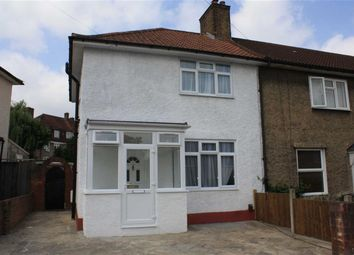 Thumbnail 4 bed end terrace house to rent in Tristram Road, Downham, Bromley