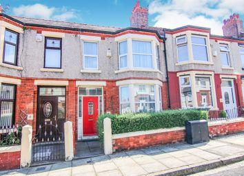 3 bed terraced house for sale in Shamrock Road, Birkenhead CH41