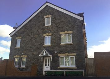 Thumbnail 3 bed town house for sale in Clos Cae Nant, Cwmbran