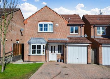 Thumbnail 4 bed detached house for sale in Leander Close, Sutton In Ashfield, Nottinghamshire, Notts