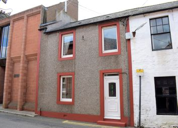 2 bed terraced house for sale in 2 Downies Wynd, Annan, Dumfries & Galloway DG12