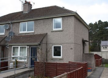 Thumbnail 1 bed flat for sale in Morriston Road, Bishopmill, Elgin