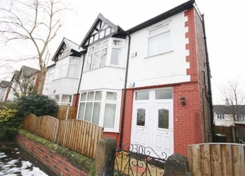 Thumbnail 2 bed flat to rent in Elmsmere Road, Didsbury, Manchester