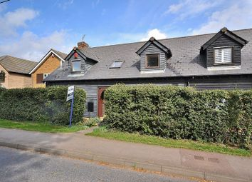 Thumbnail 4 bed semi-detached house for sale in Grove Place, Kensworth, Dunstable