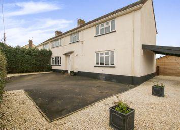 Thumbnail 5 bed semi-detached house for sale in Park Lane, Cannington, Bridgwater