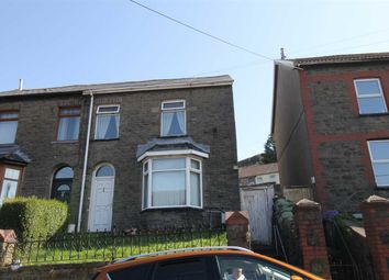 Thumbnail 2 bed semi-detached house for sale in Amos Hill, Penygraig, Tonypandy