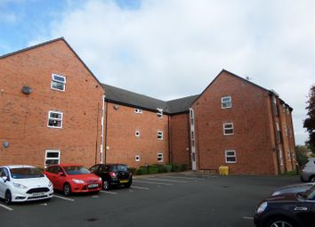 Thumbnail 2 bed flat for sale in St Thomas House, Trafalgar Way, Lichfield