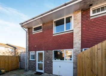 Thumbnail 3 bed end terrace house for sale in Powell Gardens, Newhaven