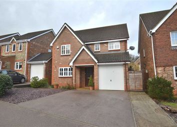 Thumbnail 4 bed detached house for sale in Thirlmere, Great Ashby, Stevenage, Herts