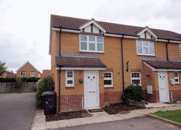 Thumbnail 2 bed end terrace house for sale in Holt Close, Lee On The Solent