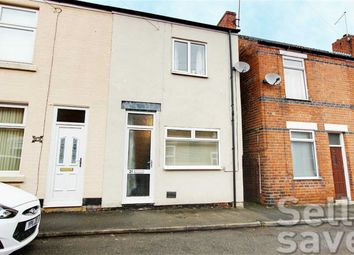 Thumbnail 2 bed semi-detached house for sale in Hope Street, Chesterfield, Derbyshire