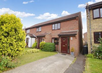 Thumbnail 2 bedroom end terrace house for sale in Windmill Close, Clanfield, Waterlooville