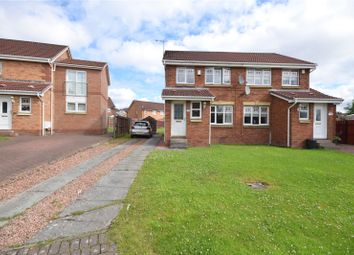 Thumbnail 3 bedroom semi-detached house for sale in Foresthall Drive, Springburn, Glasgow
