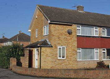 Thumbnail 3 bed semi-detached house for sale in Britannia Drive, Gravesend