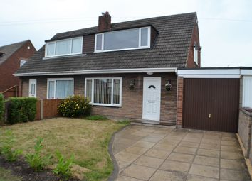 Thumbnail 2 bed semi-detached house to rent in News Lane, Rainford, St Helens