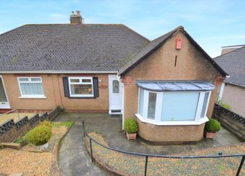 Thumbnail 2 bed semi-detached bungalow for sale in Darwin Crescent, Plymouth, Devon