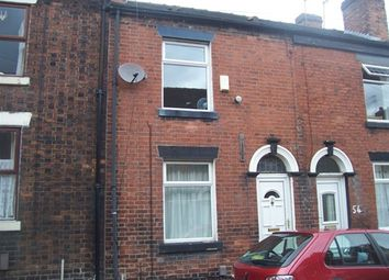 Thumbnail 3 bedroom terraced house to rent in Henry Street, Tunstall, Stoke-On-Trent