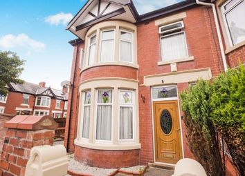 Thumbnail 3 bed end terrace house for sale in Maudland Road, Blackpool, Lancashire
