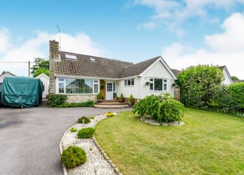 Thumbnail 4 bed bungalow for sale in Stavedown Road, South Wonston, Winchester