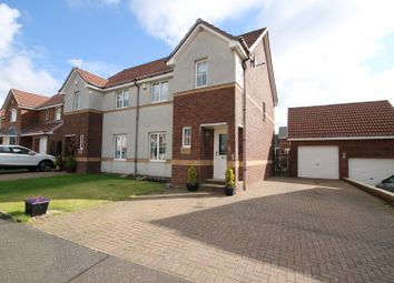 Thumbnail 3 bedroom semi-detached house for sale in Strathmore Grove, Hairmyres