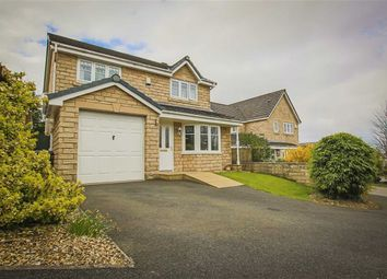 Thumbnail 3 bed detached house for sale in Priory Chase, Nelson, Lancashire