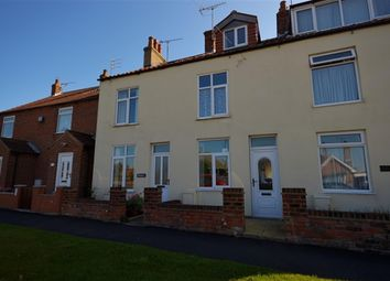 Thumbnail 3 bed terraced house for sale in Woodcock Road, Flamborough, Bridlington