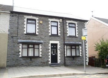 Thumbnail 3 bed end terrace house for sale in Trealaw -, Tonypandy