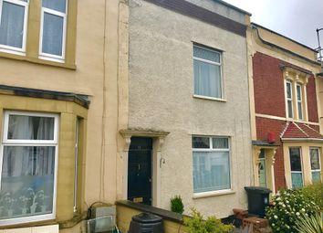 Thumbnail 2 bed terraced house for sale in Glen Park, Eastville, Bristol