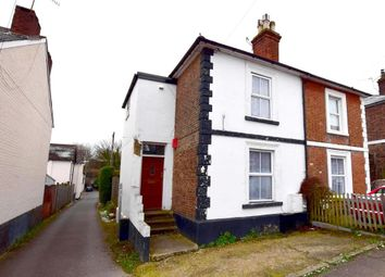 Thumbnail 3 bed semi-detached house for sale in Lavender Hill, Tonbridge, Kent