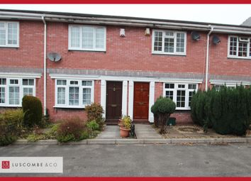 Thumbnail 2 bed terraced house to rent in Baneswell Courtyard, Newport