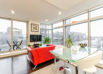 Thumbnail 1 bed flat for sale in 24 Marsh Wall, London