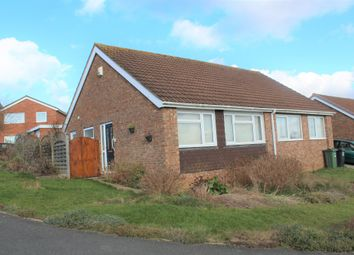 Thumbnail 2 bed semi-detached bungalow for sale in Wigmore Gardens, Weston-Super-Mare