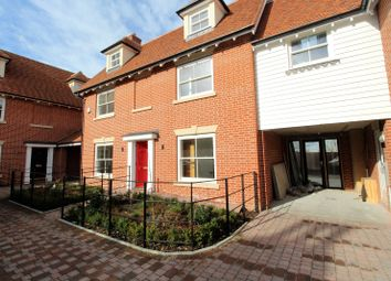 Thumbnail 4 bed terraced house for sale in Dutch Court, Williams Walk, Colchester