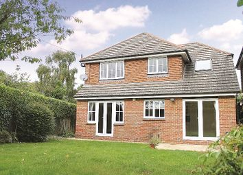 Thumbnail 4 bedroom detached house to rent in Benner Lane, West End, Woking
