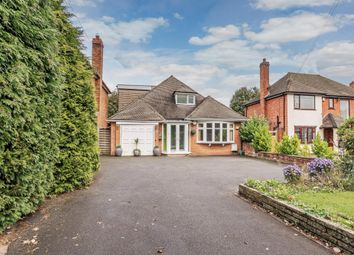 Thumbnail 3 bed detached bungalow for sale in Widney Lane, Shirley, Solihull