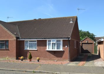Thumbnail 2 bedroom semi-detached bungalow for sale in St. Marys Close, Redenhall, Harleston